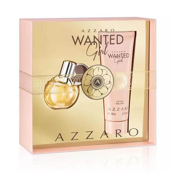 Azzaro 'Wanted Girl' Eau de Parfum 30ml Gift Set