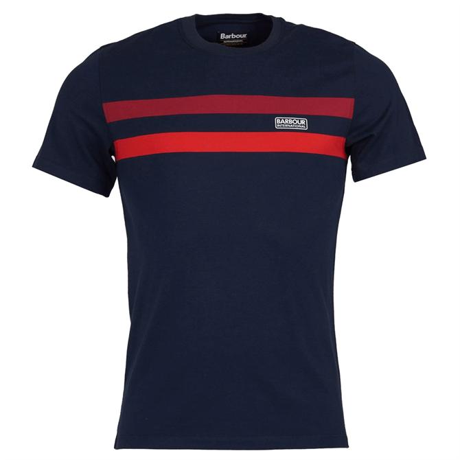 Barbour International Circuit T Shirt