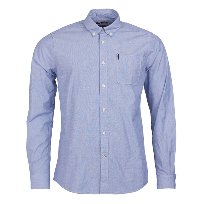 Barbour End on End Tailored Shirt