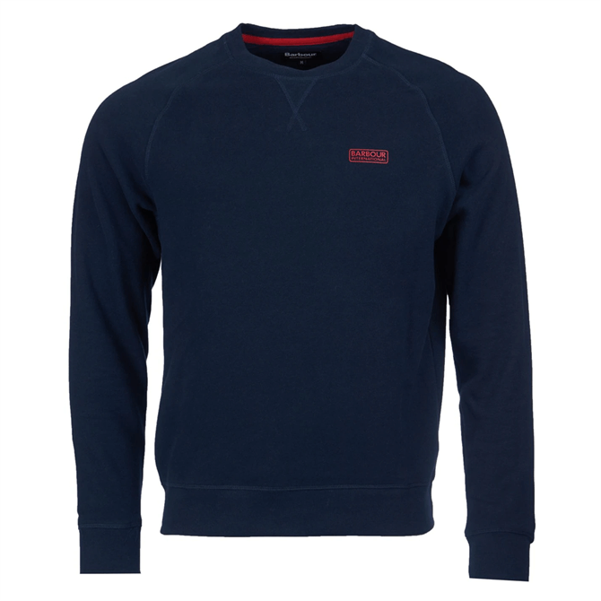 Barbour International Essential Crew Sweater AW19