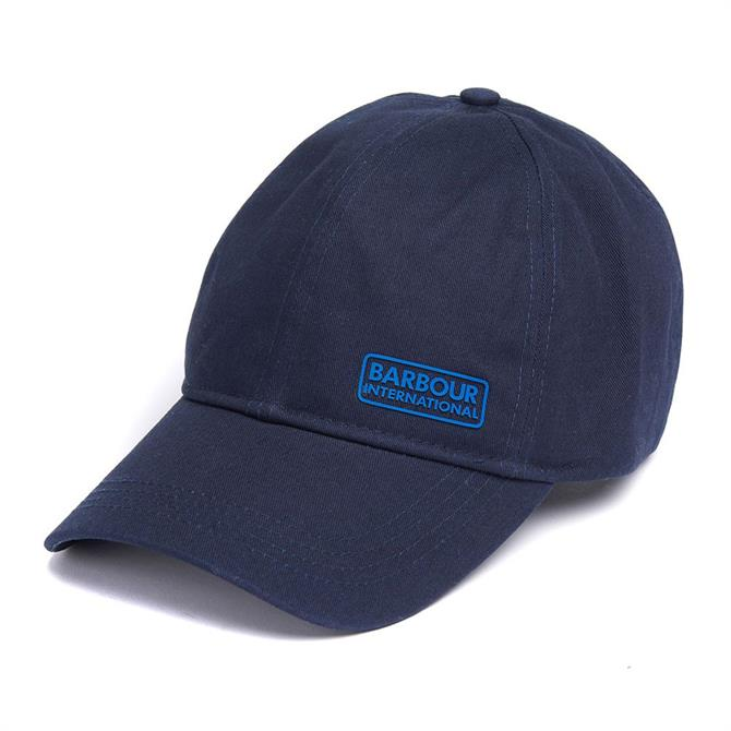 Barbour International Drill Cotton Sports Cap