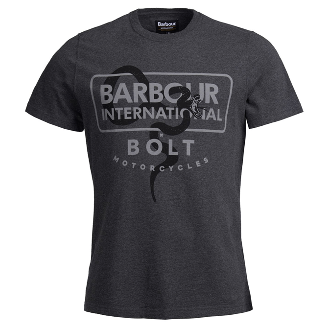Barbour International Snake Bolt T-Shirt
