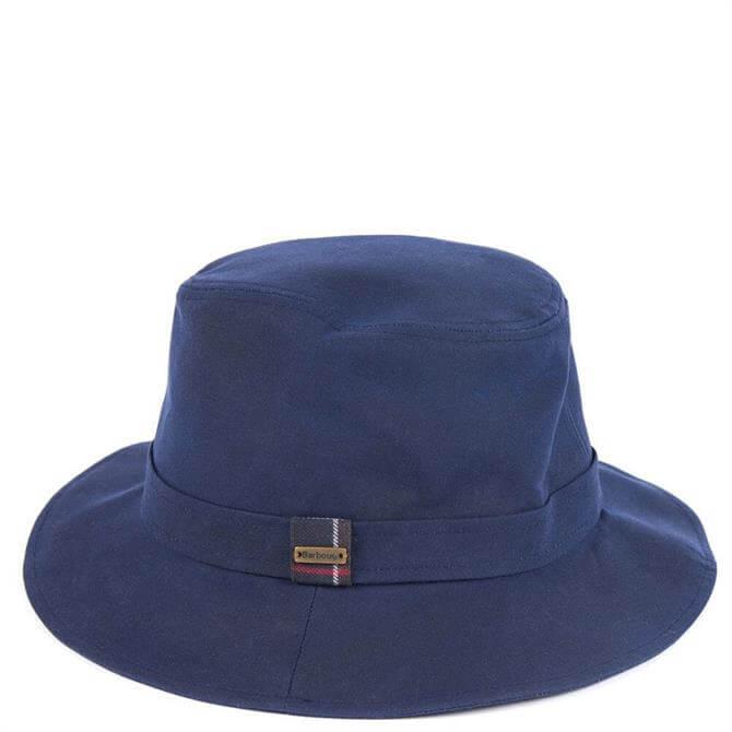 Barbour Navy Vintage Bushma Hat