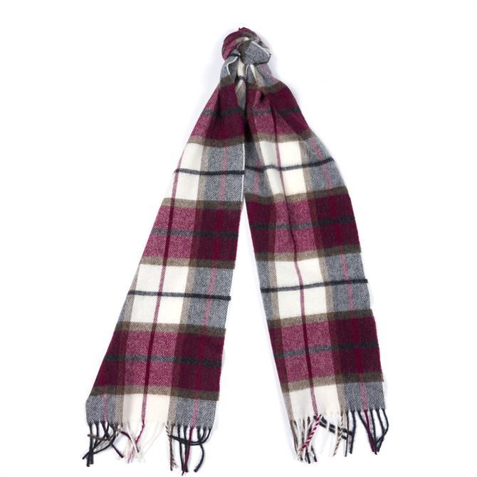 Barbour Derwent Ladies Wool Scarf