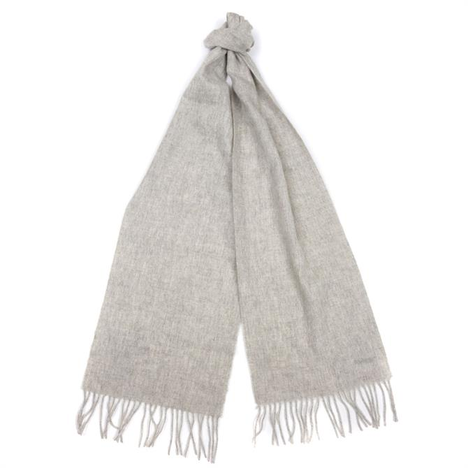 Barbour Lambswool Woven Scarf