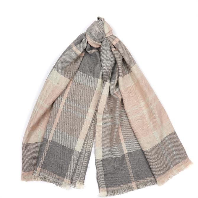 Barbour Portree Reversible Wrap