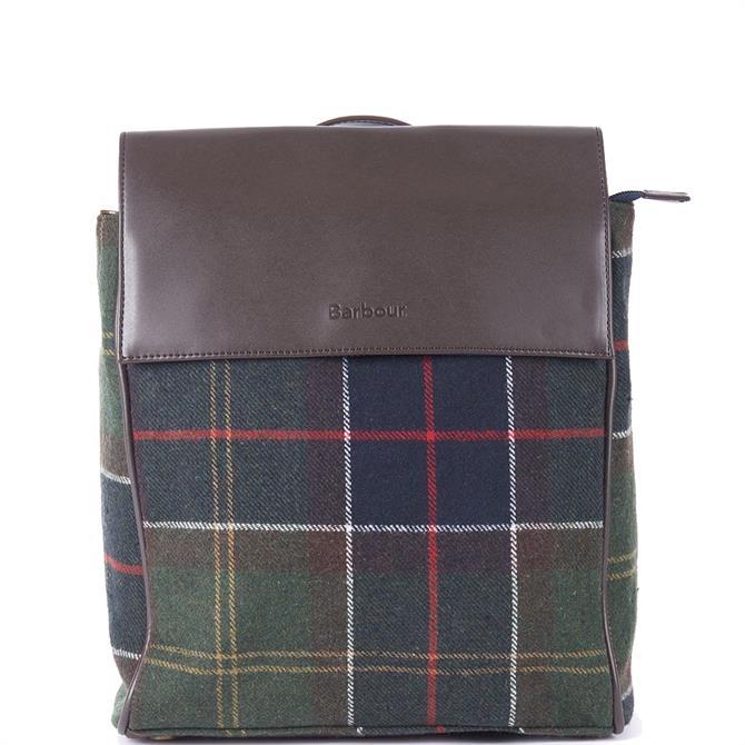 Barbour Witford Tartan Backpack