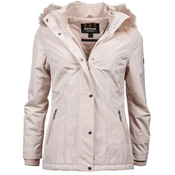 Barbour International Women's Beemer Waterproof Jacket