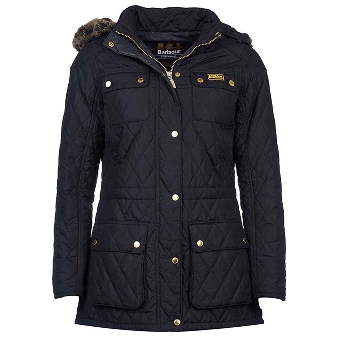 Barbour International Women's Enduro Quilted Jacket