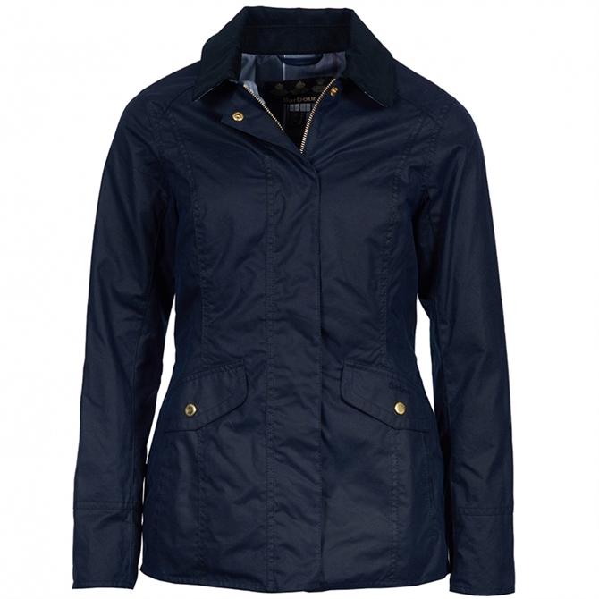 Barbour Glen Women's Waxed Jacket