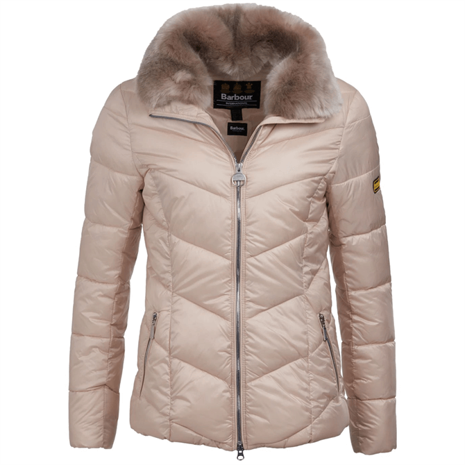 Barbour International Women's Nurburg Quilted Jacket