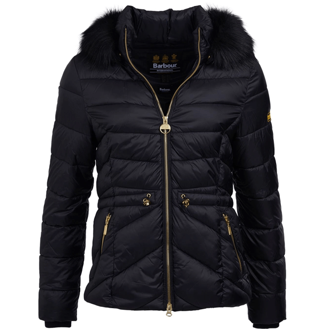 Barbour International Women's Island Quilted Jacket