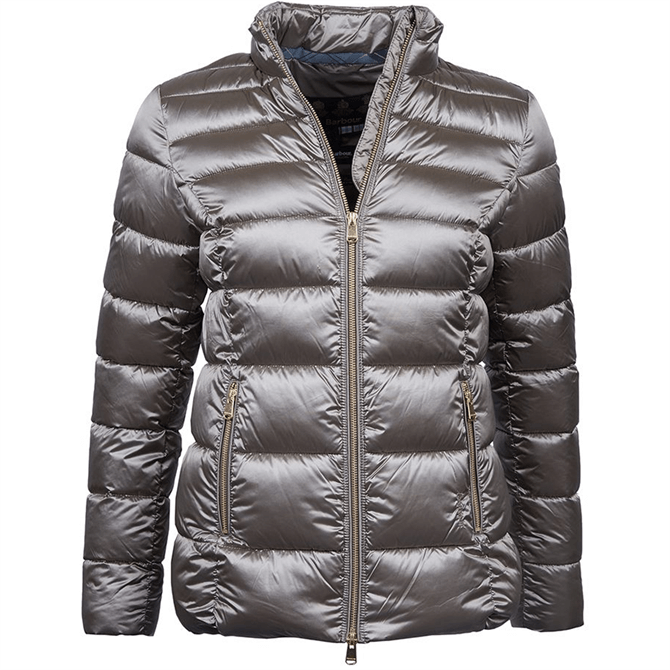 Barbour Women's Lawers Baffle Quilted Jacket
