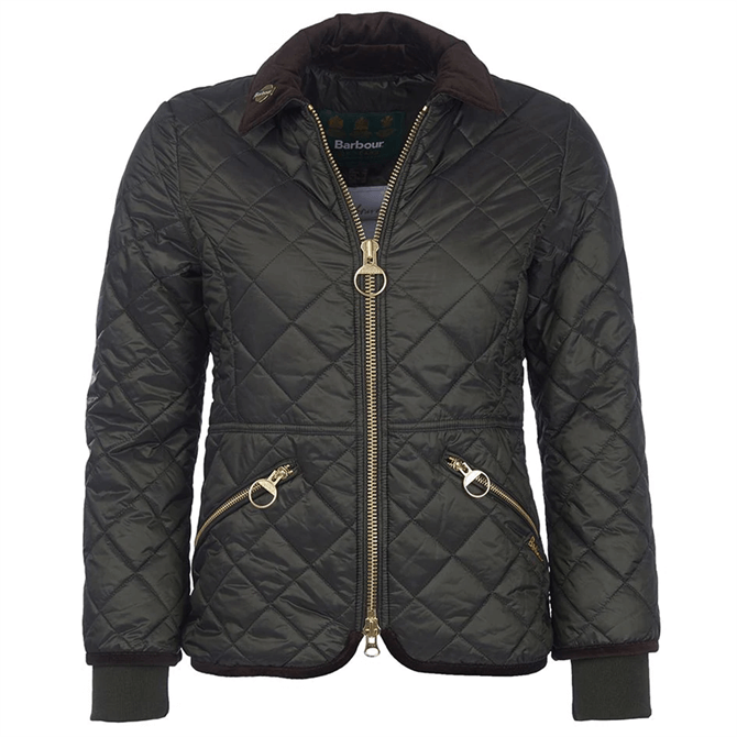 Barbour Icons Liddesdale Quilted Jacket