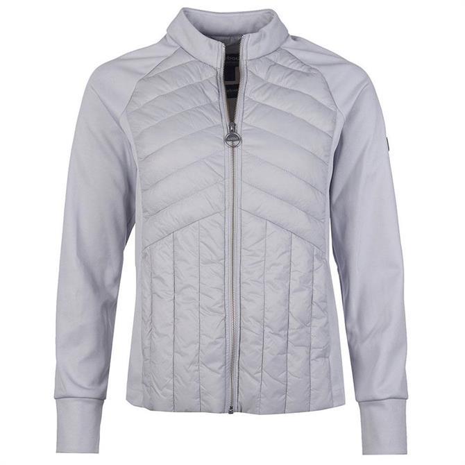 Barbour International Drive Zip-Through Sweatshirt