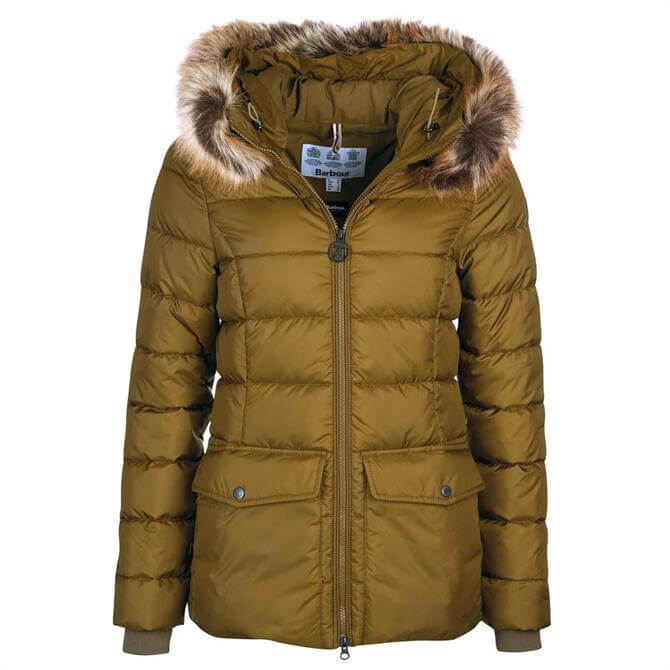 Barbour Bayside Quilted Jacket