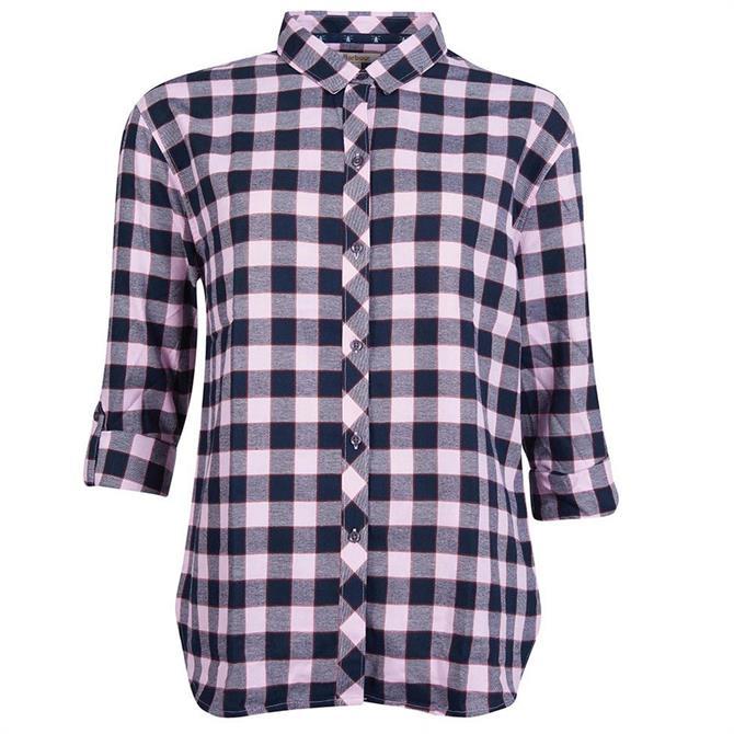 Barbour Cassins Plaid Check Shirt
