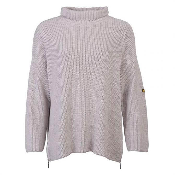 Barbour International Kendrew Roll Neck Sweater