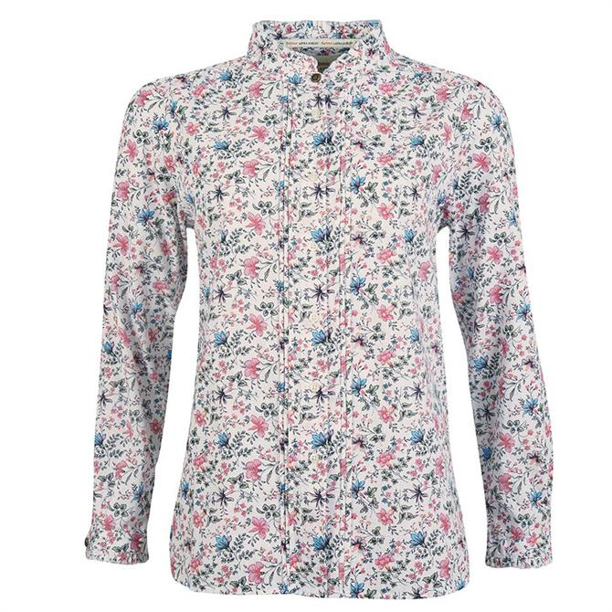 Barbour Laura Ashley Yews Floral Shirt