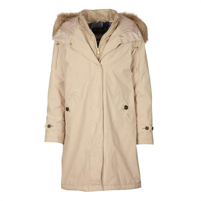Barbour Braan Waterproof Jacket