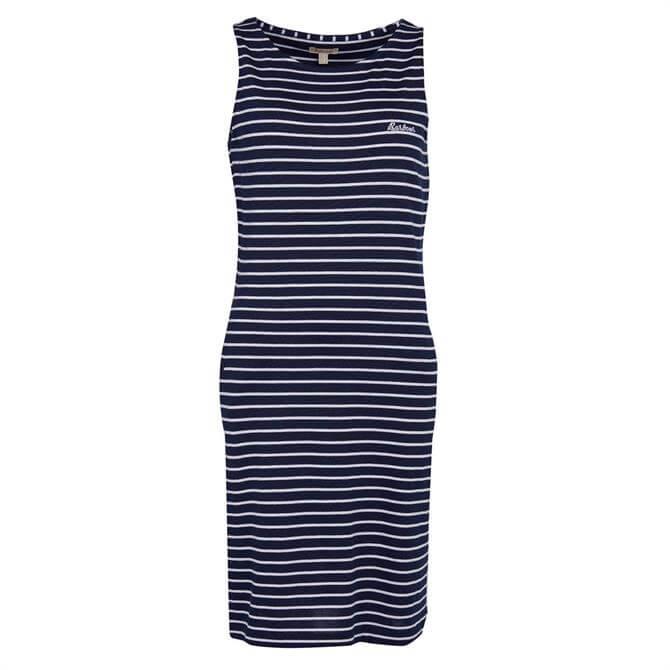 Barbour Dalmore Stripe Dress