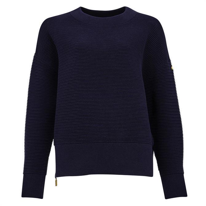 Barbour International Delta Sweater
