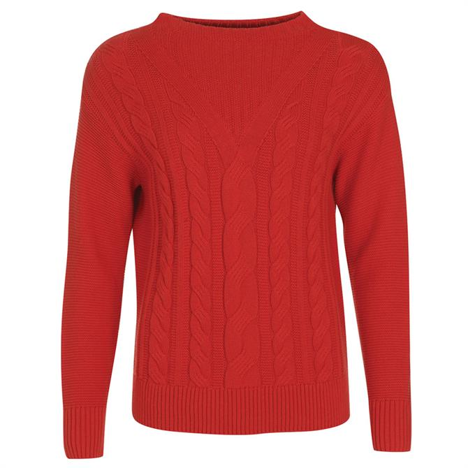 Barbour Foxton Knitted Jumper