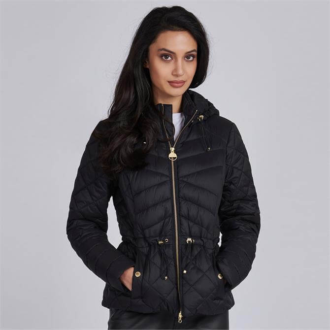 Barbour International Drifting Quilted Jacket