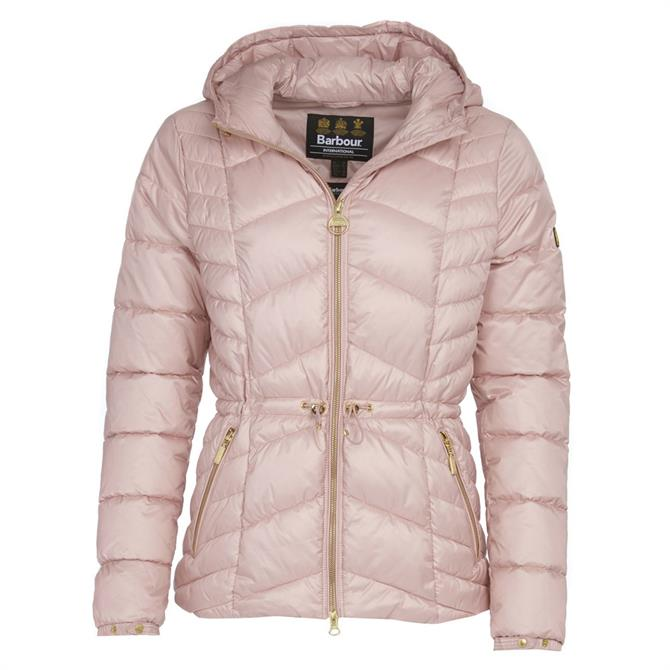 Barbour International Ace Quilted Jacket