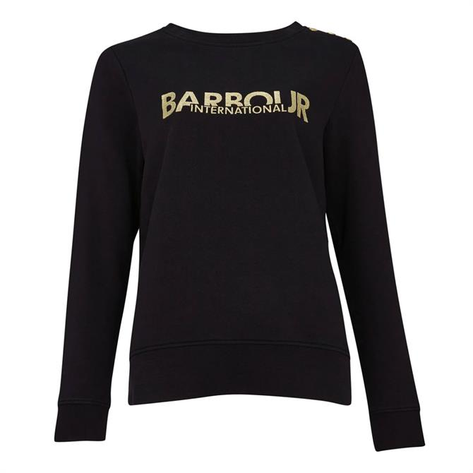 Barbour International Roll Cage Sweatshirt