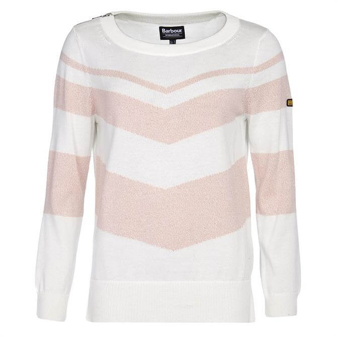 Barbour International Rally Sweater