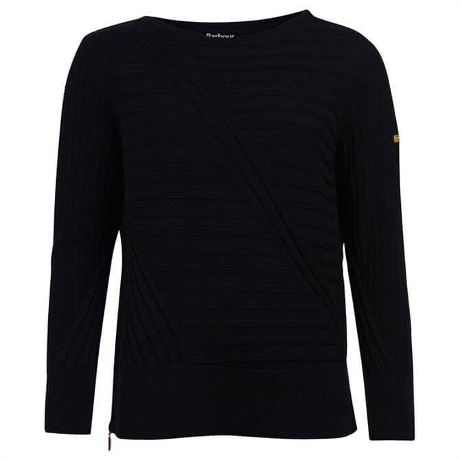 Barbour International Relay Sweater