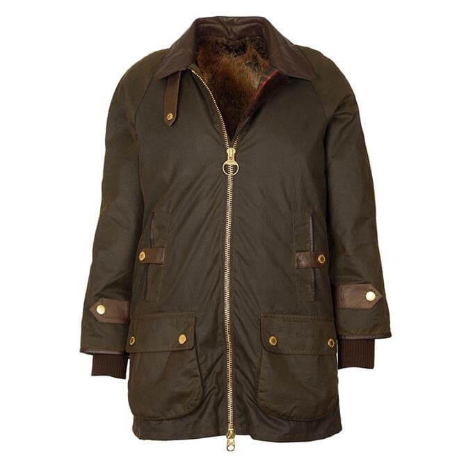 Barbour Norwood Waxed Cotton Jacket