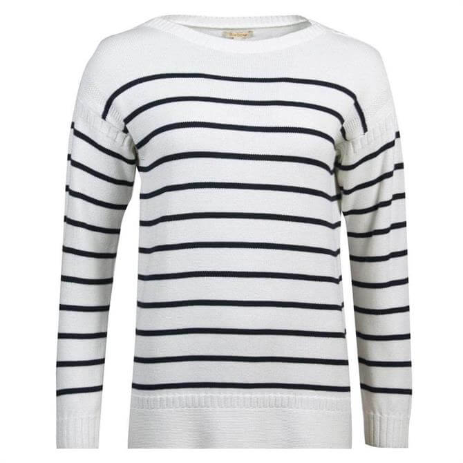 Barbour Stripe Guernsey Sweater