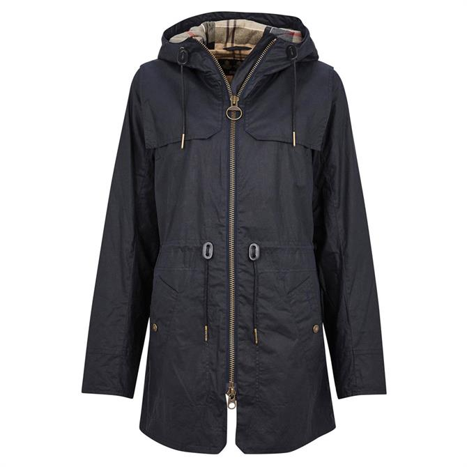Barbour Watson Waxed Cotton Jacket
