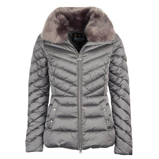 Barbour International Simoncelli Quilted Jacket