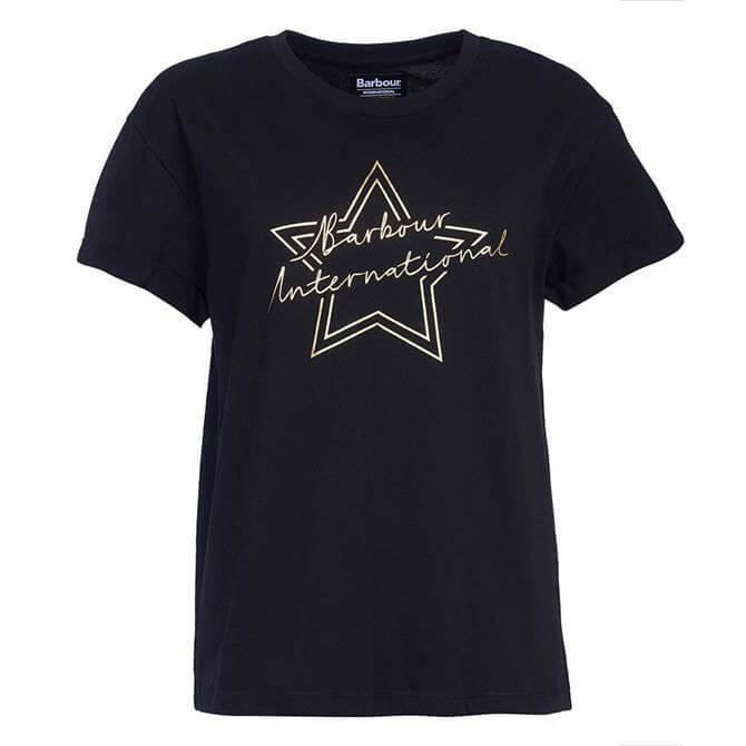 Barbour International Estorial Logo T-Shirt