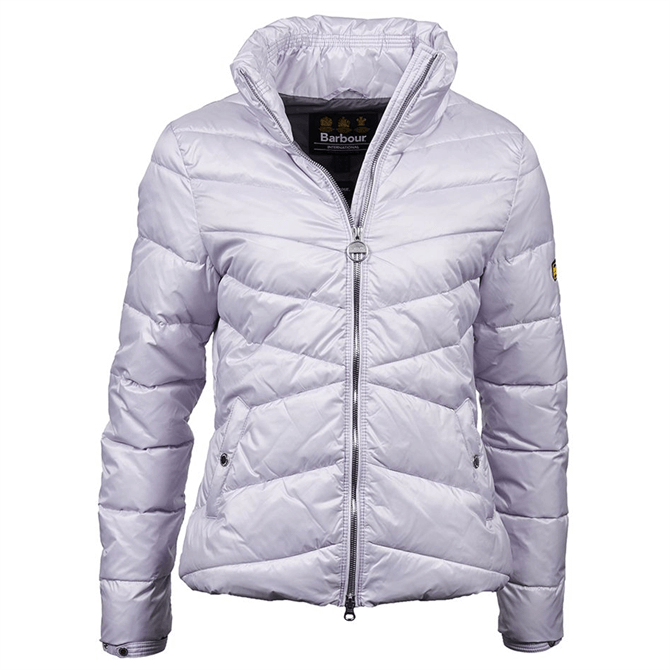 Barbour International Dual Quilted Jacket
