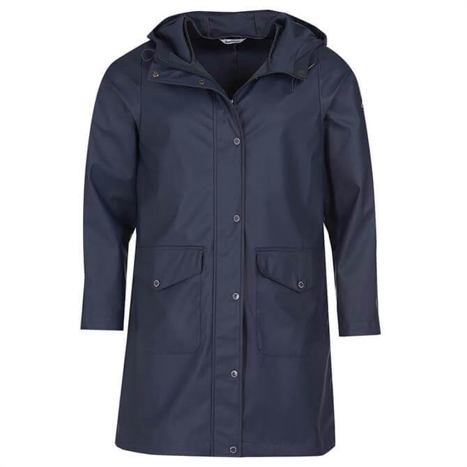 Barbour Navy Sandridge Showerproof Jacket