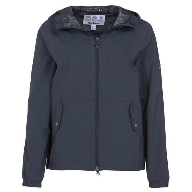 Barbour Navy Knivestone Jacket