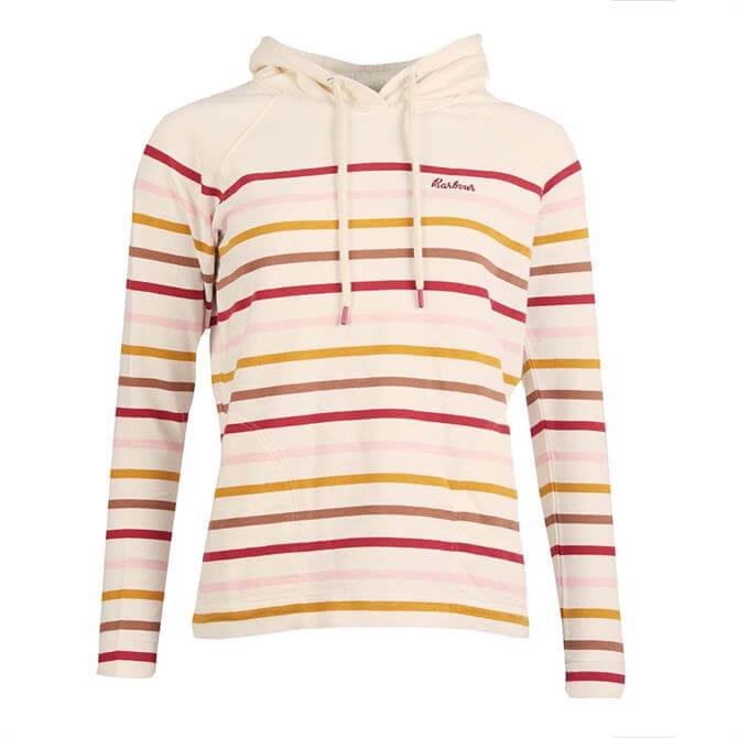 Barbour Murrelet Striped Sweatshirt