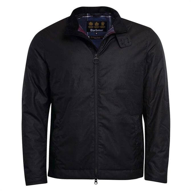 Barbour Barnby Waxed Cotton Jacket