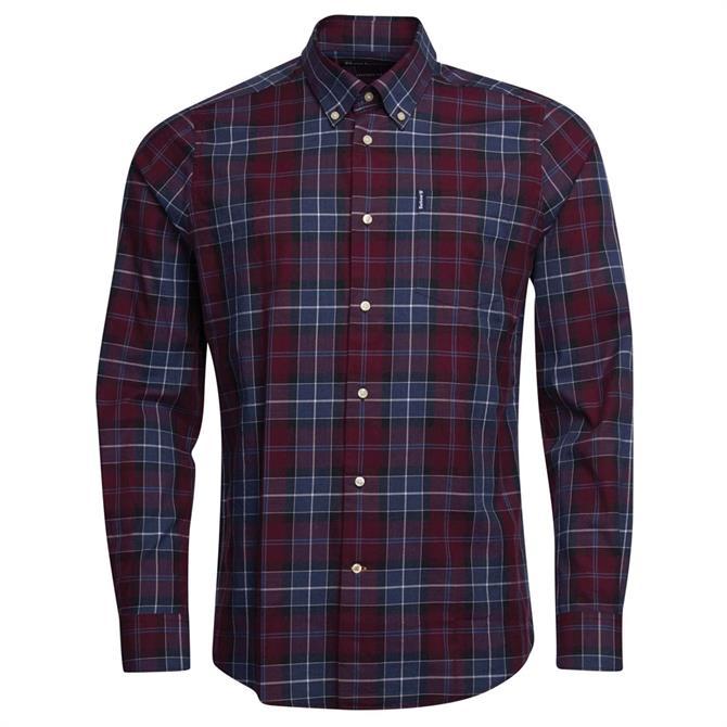Barbour Connel Tartan Shirt