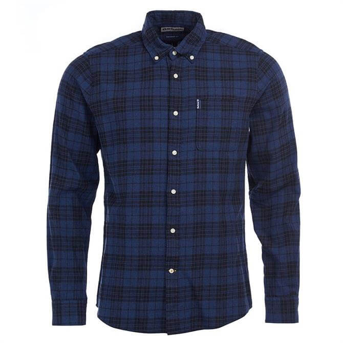 Barbour Country Check 7 Tailored Shirt