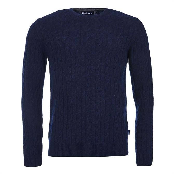 Barbour Essential Crew Neck Sweater AW19