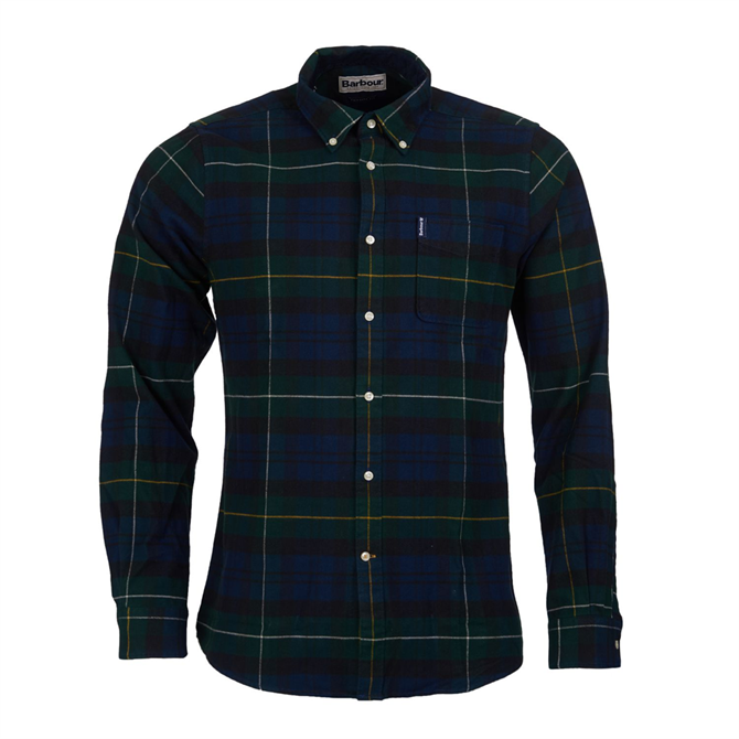 Barbour Highland Check 19 Tailored Shirt