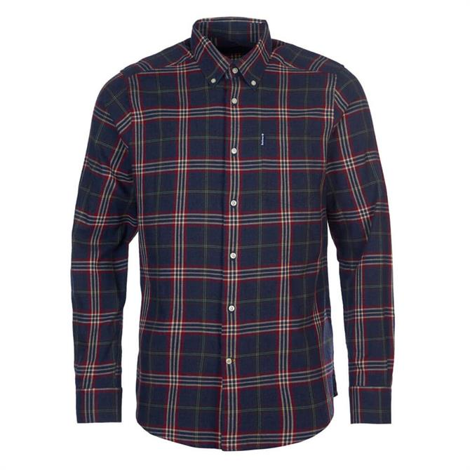 Barbour Highland Check 7 Tailored Shirt