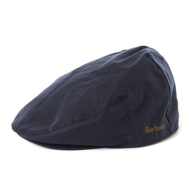 Barbour Icons Balmoral Wax Flat Cap