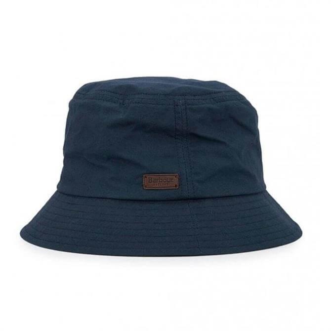 Barbour Irvine Waxed Bucket Hat