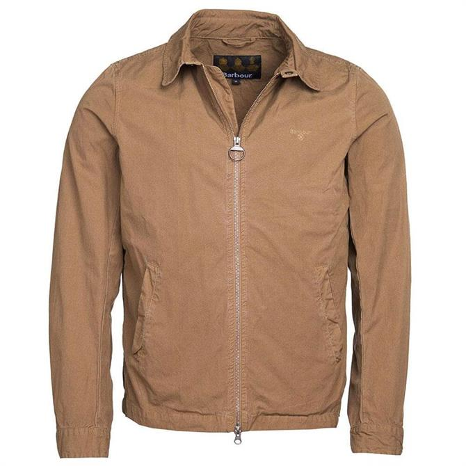 Barbour Essential Casual Cotton Jacket